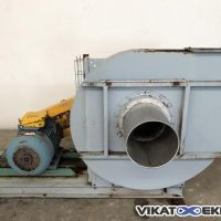SOLYVENT VENTEC centrifuge fan Type HD 76 K R0