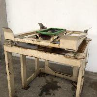 Station de vidage pour container