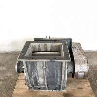 Vanne rotative écluse aluminium type AKD 16/320 AC