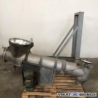 Stainless steel vibrating tube L 1800mm