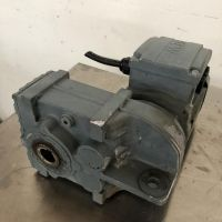0,12KW 9,8rpm SEW geared-motor type FA27