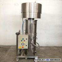 SAPE stainless steel vacuum cleaner type AE1.2