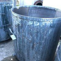 Cuve acier 900 litres total