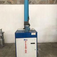 Groupe de filtration et d'aspiration mobile Cleaning