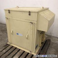 Caisson de dépoussiérage DCE type UMA150V type Unimaster