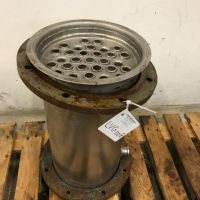 Stainless steel tubular heat exchanger 0.75 sqm