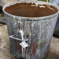 Tank in mild steel 575 litres