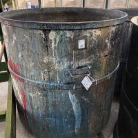 Tank in mild steel 1260 litres