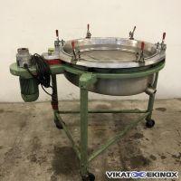 VIBRO MAC vibrating sieve Ø 835 mm
