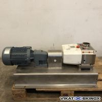 JOHNSON lobe pump type 3/0081, S.S.
