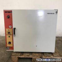 B5050 F Heraeus oven
