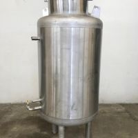 Stainless steel tank approx. 550L