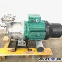 Pompe à vide à anneau liquide type PMH 156 D4X3