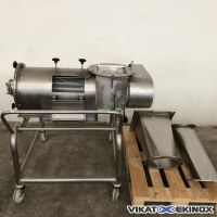 AZO St. steel centrifuge screen type E450