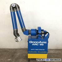 CASTOLIN EUTECTIC fume extractor type GOODAIRE ARC 9S