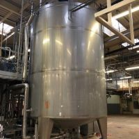 ABAB S/S mixing tank 30m3