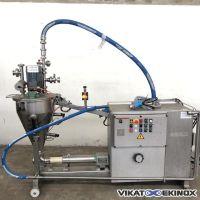 FRYMA KORUMA vacuum deaerating unit Type VE-I