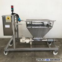 PCM S/S volumetric pump Type MR8LVA8