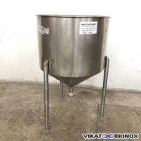 Stainless steel tank 120 litres