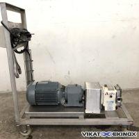 APV R1TS rotary lobe pump