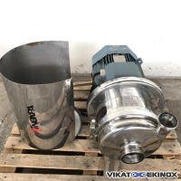INOXPA PROLAC S-70 H pump 22 kW