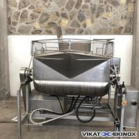 BIONAZ 300 L ribbon blender