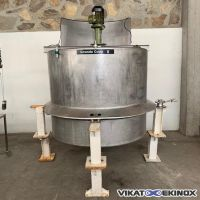 S/S mixing tank 2600 litres