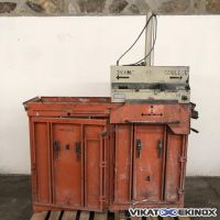 ORWAK 5070 double chamber press