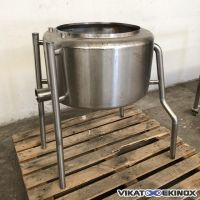 Stainless steel tank 110 litres