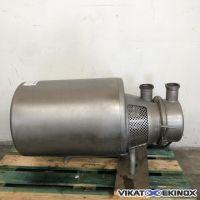 Pompe inox 11 kw