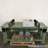 Netter Vibration VT 8/20 vibrating table