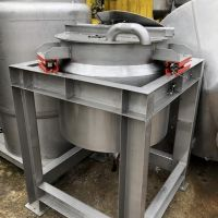 Stainless steel tank 400 litres