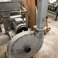 Steel centrifugal fan – 3 KW