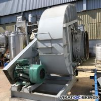 Centrifugal fan 132 kW