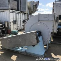 Centrifugal fan 90 kW