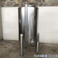 Cuve inox 1200 litres VATRON MAU