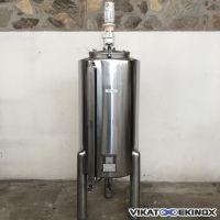 VATRON MAU S/S agitated tank 600 litres