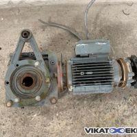 0,15/0,6KW SEW geared-motor Type DFT80 W18