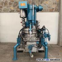 Vacuum filter dryer GUEDU type ML500