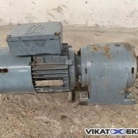 0,25/0,37KW 42/85rpm SEW geared-motor Type R40 DT71D4