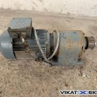 0,55KW 220rpm SEW type R40DT80K4 geared-motor