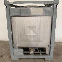 Container inox 1000L Umformtechnic