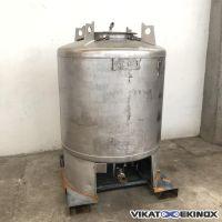 Container inox TMC 1300 litres