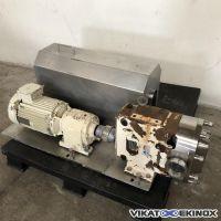 WAUKESHA Cherry-Burrell 060U2 rotary lobe pump