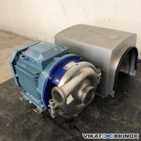 ALFA LAVAL S/S pump type ALC -1/162 SSS