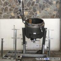 Mélangeur cuiseur sous vide STEPHAN type VM – 520 litres