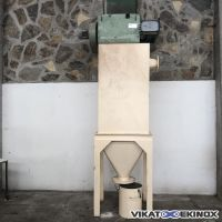 SLAERI dust collector – 0,75 KW