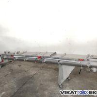 Vis en auge Lg. 2865 mm inox BOUBIELA MORET