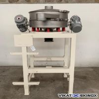SWECO vibrating separator Ø 1000 mm – Type LP60S66+C