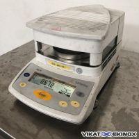 Analyseur d'humidité infrarouge SARTORIUS type MA45Q